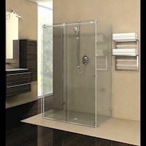 Sürme Cam Kanatlı Duş Kabini Sistemleri/Hipzac