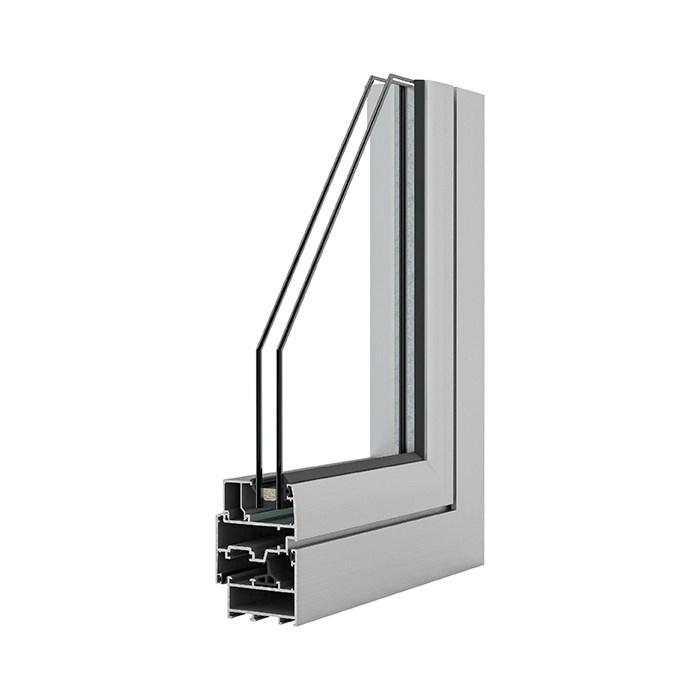WA  55 - Menteşeli Kapı ve Pencere Sistemi - 0