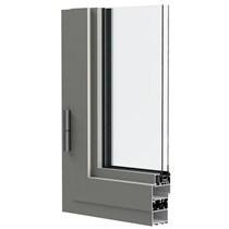 WA  55 - Menteşeli Kapı ve Pencere Sistemi