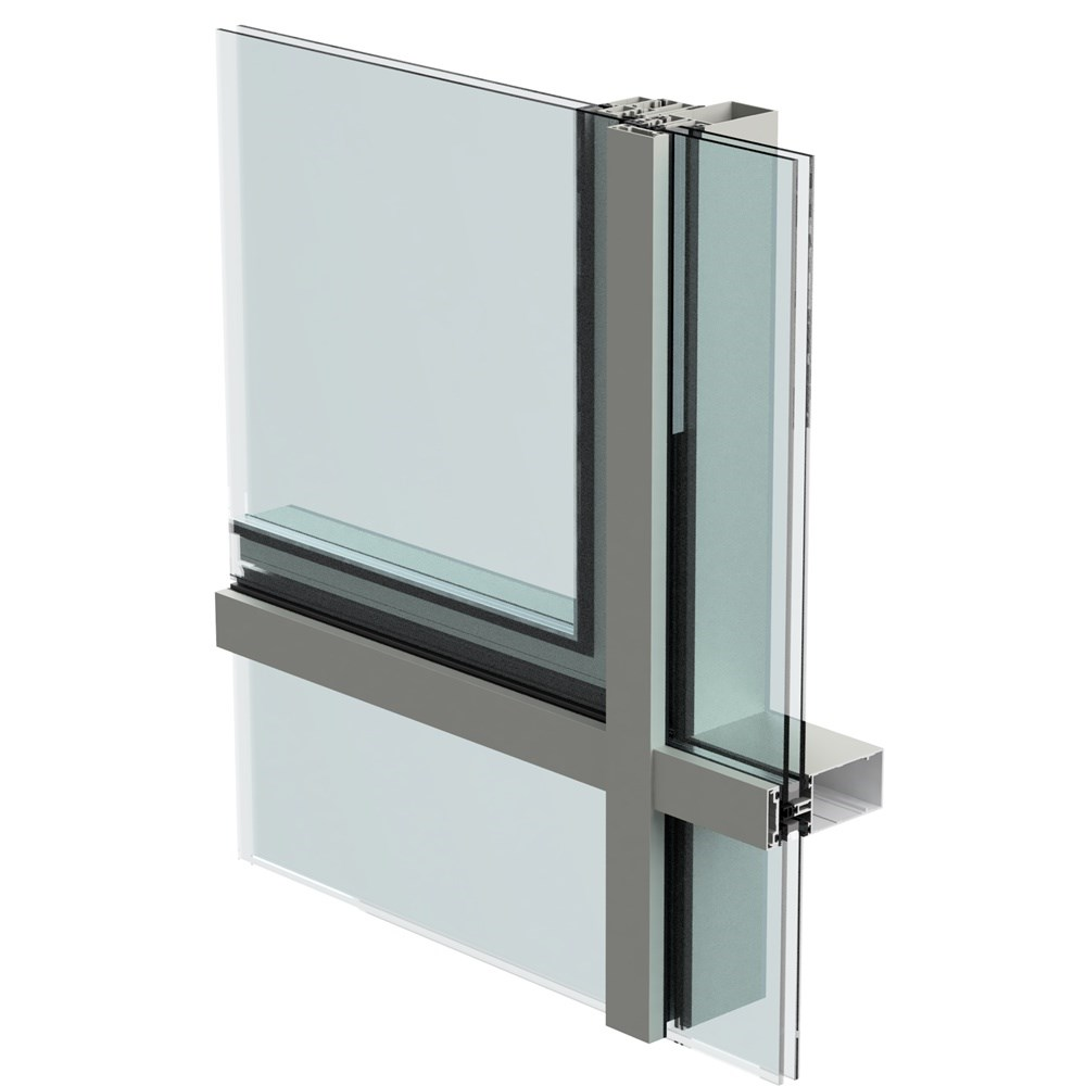 CWA 50 - Curtain Wall System