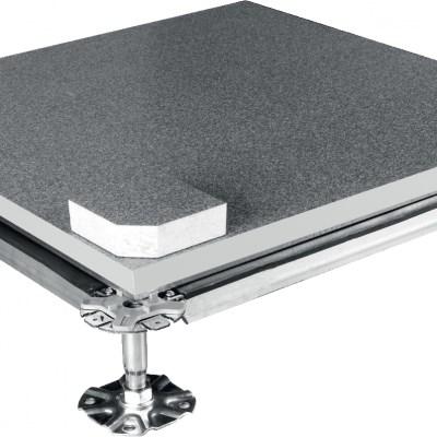 Raised Access Floor | Calcium Sulfate Core Panel - 1
