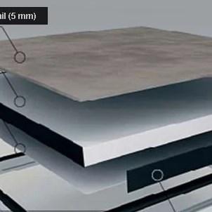Raised Access Floor | Calcium Sulfate Core Panel - 2