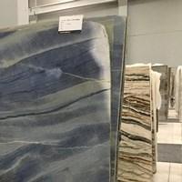 Marble Slab | Azul Macaubas - 0