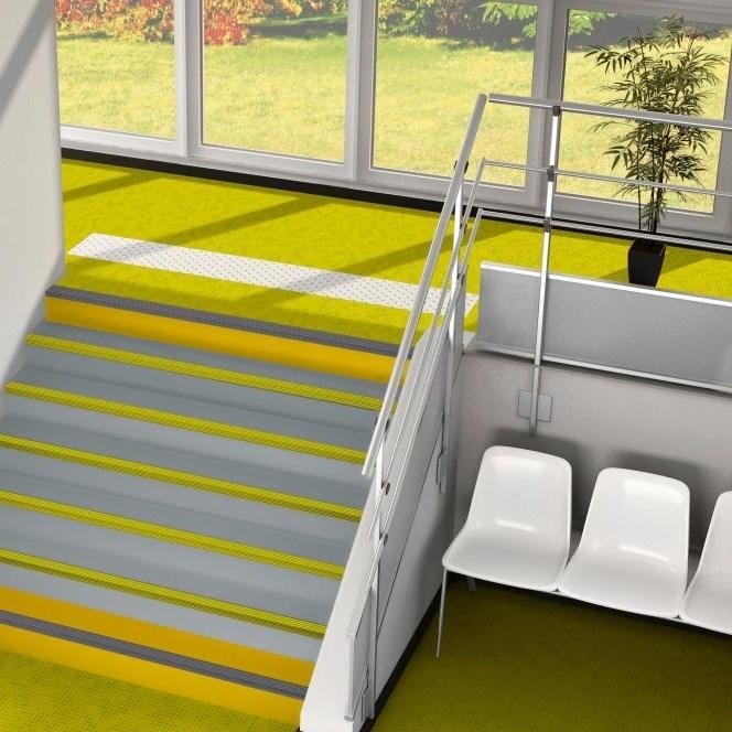 PVC Zemin Kaplaması   Sarlon Complete Step