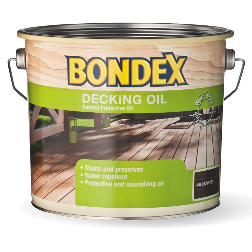 Bondex Deck Yağı - 0