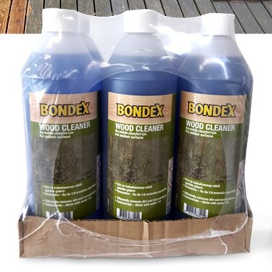 Bondex Wood Cleaner - 0