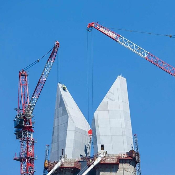 Yüksek Performanslı Beton Cephe Kaplamaları   Fibro-M®