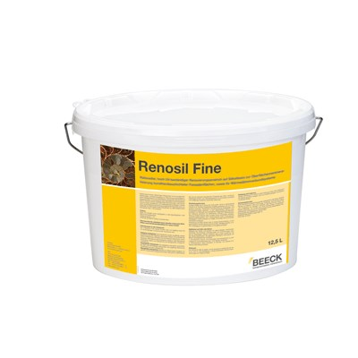 Mineral Paints for Facades - 1