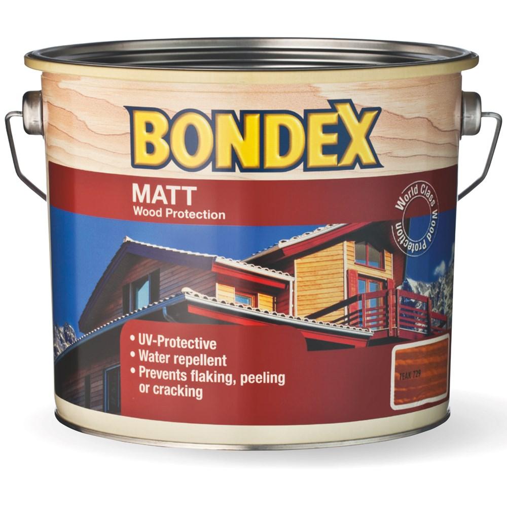 Bondex Matt Wood Protector - 1