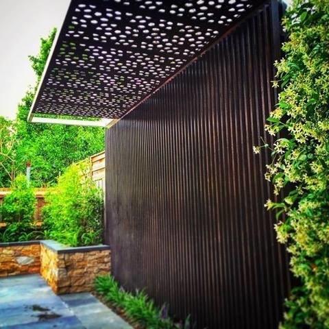 Outdeco | Modüler, Dekoratif Perde Panelleri - 5