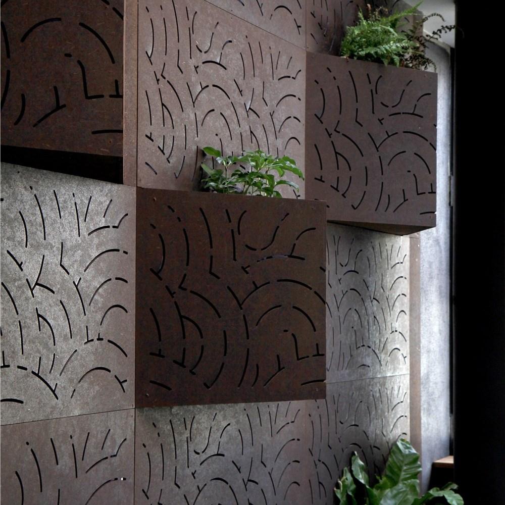 Outdeco | Modüler, Dekoratif Perde Panelleri - 10