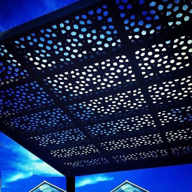 Outdeco | Modüler, Dekoratif Perde Panelleri - 15
