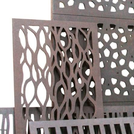 Outdeco | Modüler, Dekoratif Perde Panelleri - 19