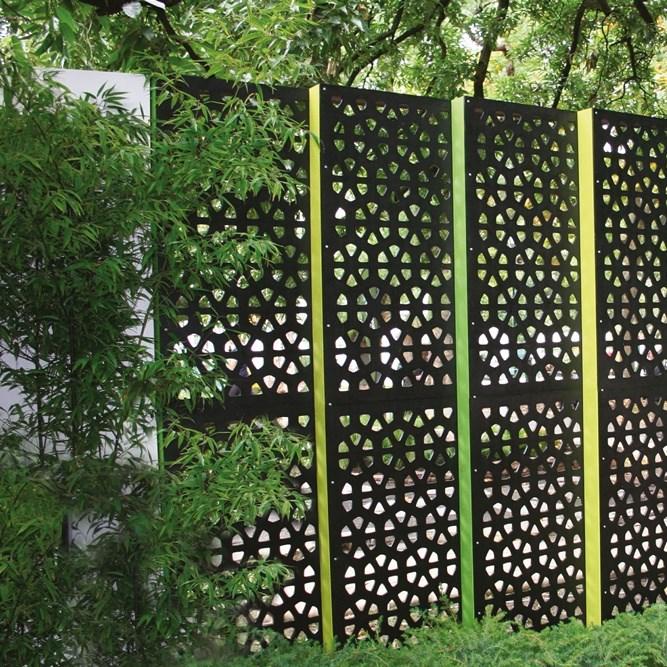 Outdeco | Modüler, Dekoratif Perde Panelleri - 2