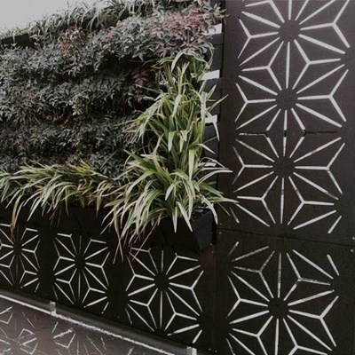 Outdeco | Modüler, Dekoratif Perde Panelleri - 9
