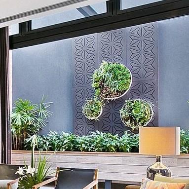 Outdeco | Modüler, Dekoratif Perde Panelleri - 12