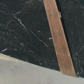 Polished Marble Slab | Deep Green - 1