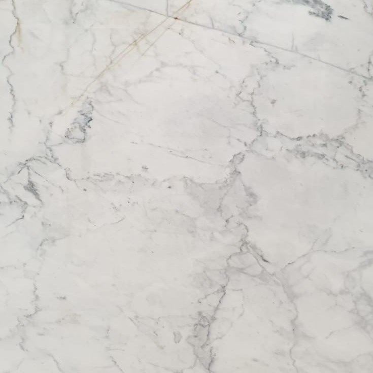Polished Marble Slab   Calacatta Verde - 0