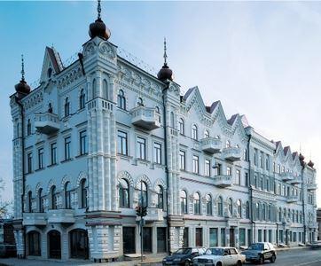 Kekin'in Evi - Kazan - Tataristan Cumhuriyeti - Rusya