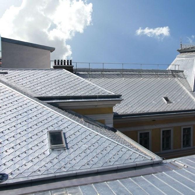 Titanium Zinc Roofing - 1