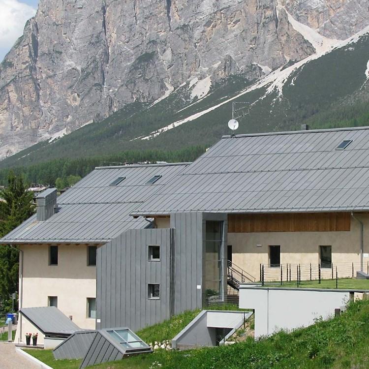 Titanium Zinc Roofing - 2