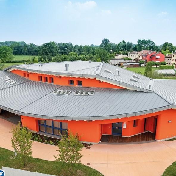 Titanium Zinc Roofing