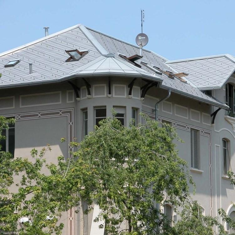 Titanium Zinc Roofing - 3
