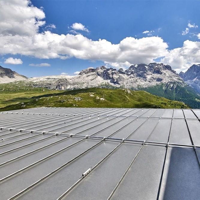 Titanium Zinc Roofing - 5