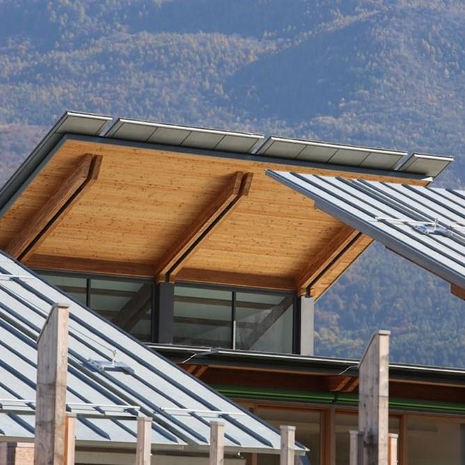 Titanium Zinc Roofing - 8
