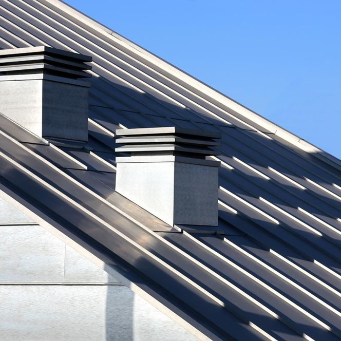 Titanium Zinc Roofing - 9
