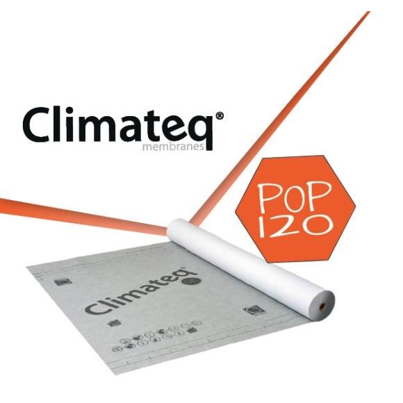 Climateq Çatı ve Cephe Örtüsü | Pop 120