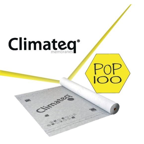 Climateq Çatı ve Cephe Örtüsü | Pop 100