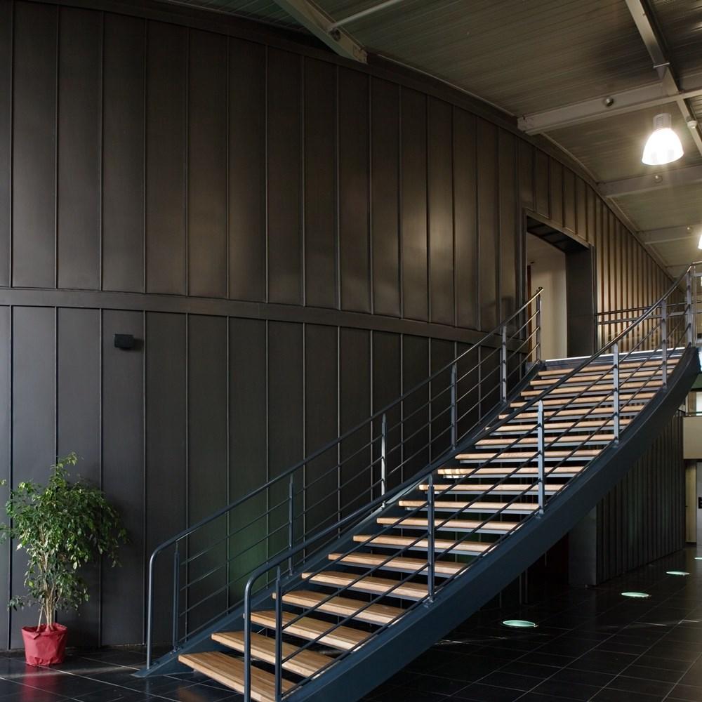 Titanium Zinc Interior Wall INTERIOR®