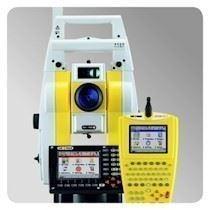 Robotik Total Station Zoom80 Serisi
