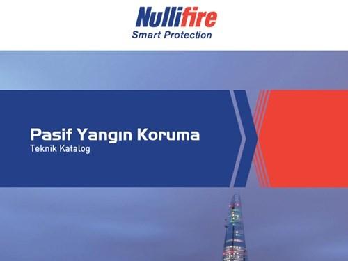Nullifire Pasif Yangın Koruma Teknik Katalog
