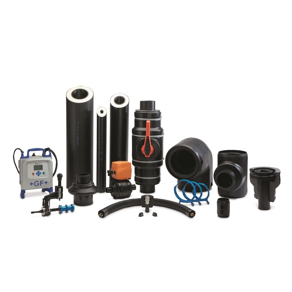 Cold Water Piping System/GF COOL-FIT 4.0
