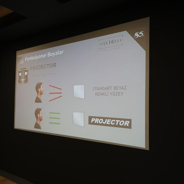 Projector - 2
