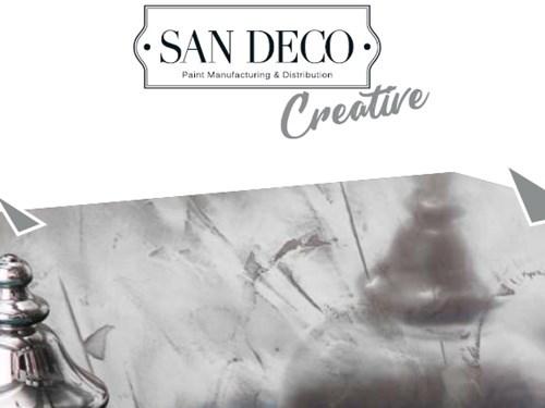 San Deco Creative Kataloğu