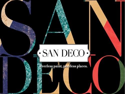 San Deco Ürün Kataloğu