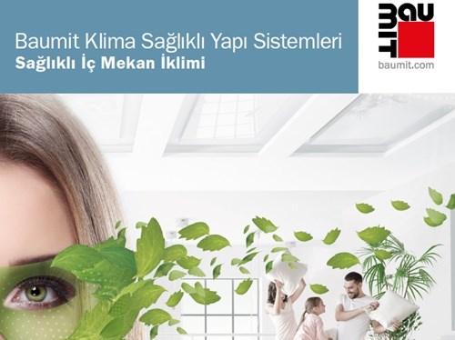 Baumit Sağlıklı Yapı Ürünleri Kataloğu