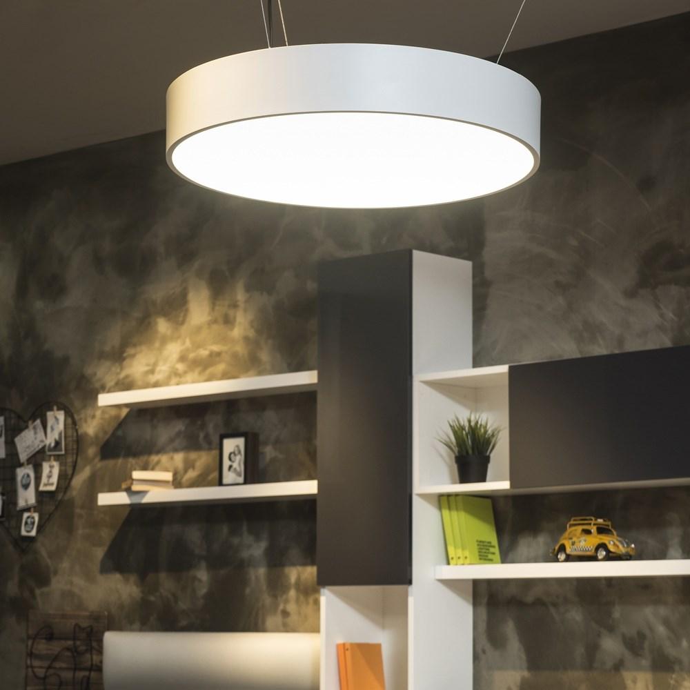Circle Light Fixture