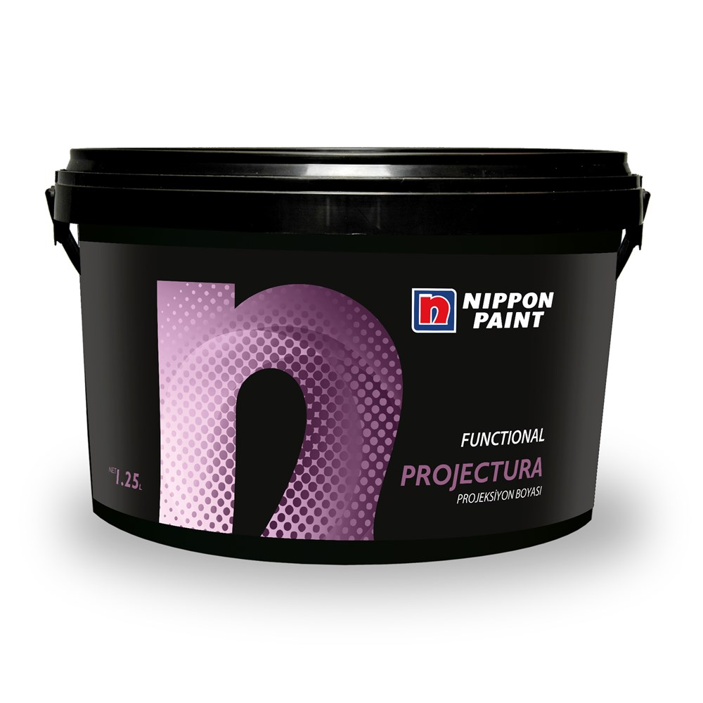 Functional Paint | Projectura Projection Paint