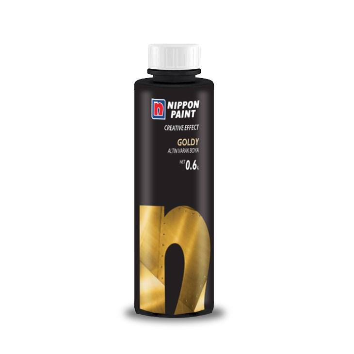 Special Effect Paint | Goldy Metallic Paint