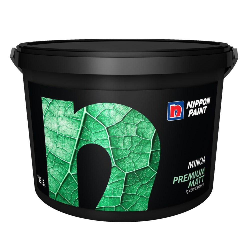 Healthy Product Series | Minoa Premium Matt Interior Paint