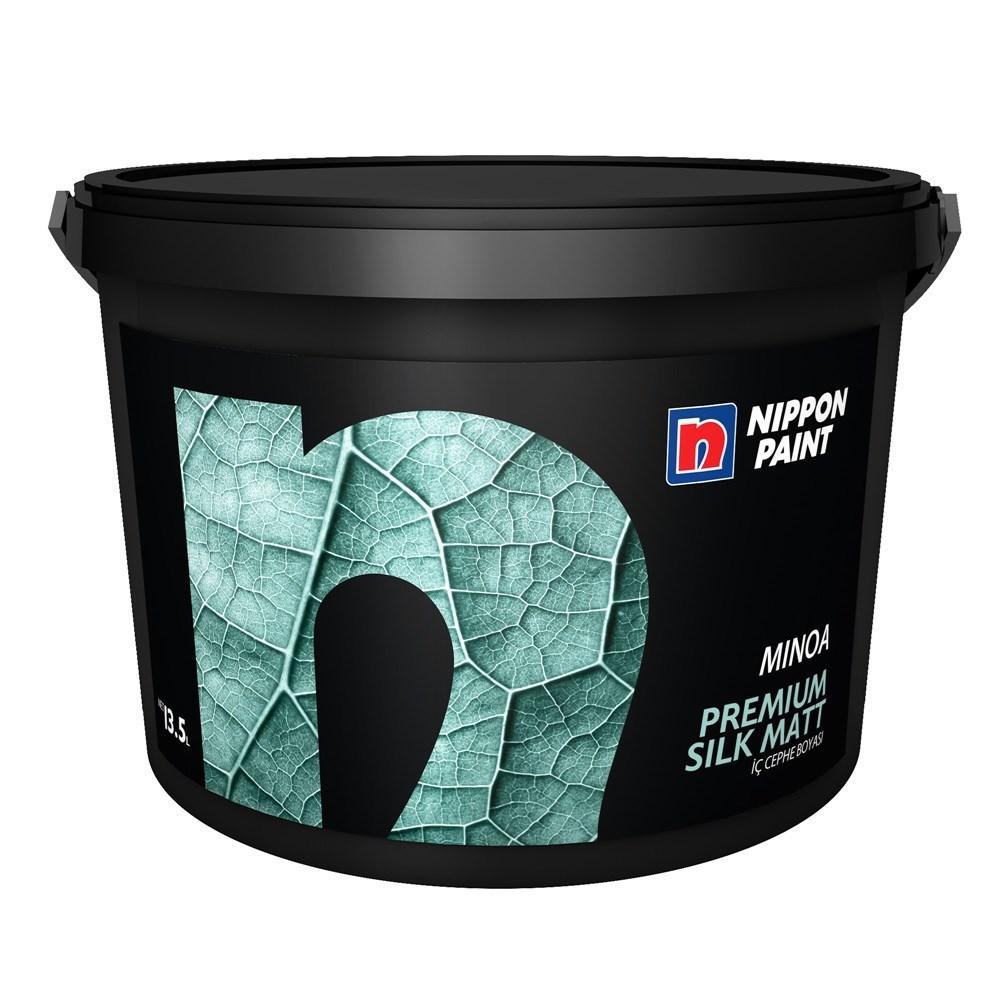 Sağlıklı Ürün Serisi | Minoa Premium Silk Matt İç Cephe Boyası