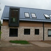 Titanium Zinc Roof and Facade - Colors 'The Coloured Ones' - 0
