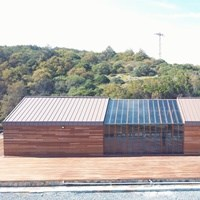Titanium Zinc Roof and Facade - Colors 'The Coloured Ones' - 3