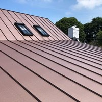 Titanium Zinc Roof and Facade - Colors 'The Coloured Ones' - 6