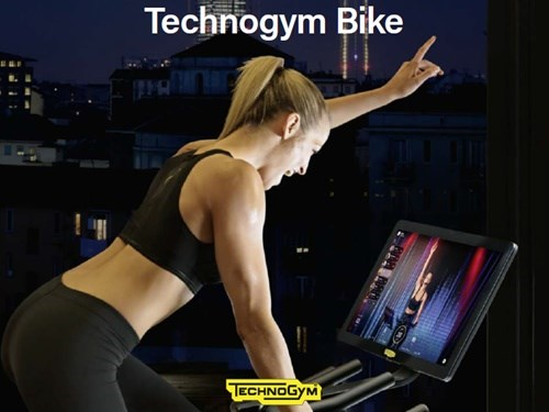 Technogym Bike Kataloğu