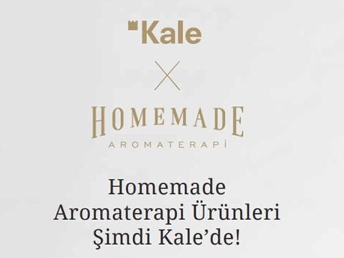 Homemade Aromaterapi Ürünleri